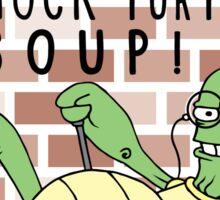 Mock Turtle Soup Sticker