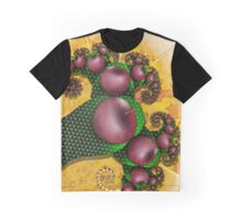 Groovy Apple Tree Graphic T-Shirt