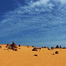 The Desert by myraj