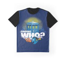 Finding Who? Graphic T-Shirt