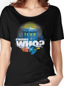 Finding Who? Women's Relaxed Fit T-Shirt