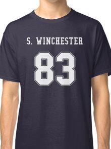 Sam Winchester jersey Classic T-Shirt