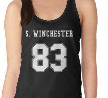 Sam Winchester jersey Women's Tank Top