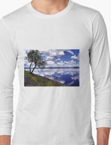 Klamath Basin National Wildlife Refuge  Long Sleeve T-Shirt