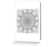 Of The Garden Greeting Card