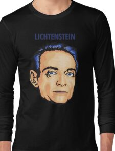 Lichtenstein Long Sleeve T-Shirt