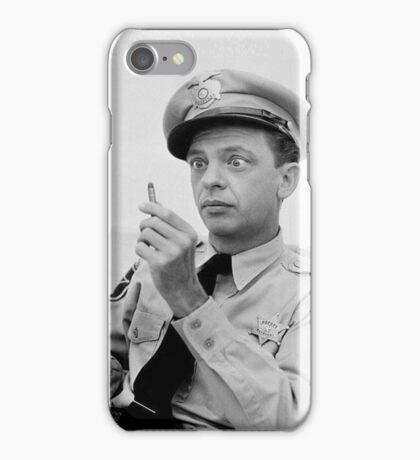 Gun Crazy Barney iPhone Case/Skin