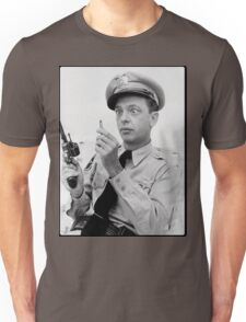 Gun Crazy Barney Unisex T-Shirt