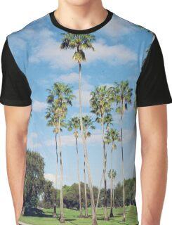 Tall Palms Graphic T-Shirt