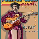 MEMPHIS MINNIE QUEEN OF THE DELTA BLUES by Larry Butterworth