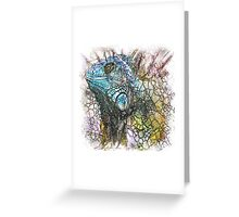 The Atlas of Dreams - Color Plate 203 Greeting Card