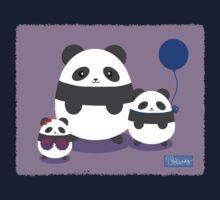 Panda Fun Kids Tee