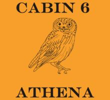 Camp Halfblood - Athena Cabin by misseva228