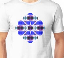 Ornate Polygon Mosaic 14 Unisex T-Shirt