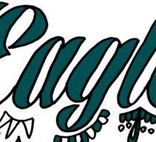Philadelphia Eagles Sticker
