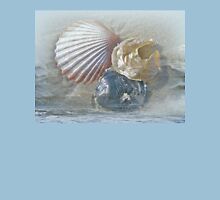 Spirit of the Sea - Seashells and Surf Unisex T-Shirt