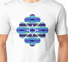 Ornate Polygon Mosaic 13 Unisex T-Shirt
