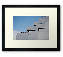 The Great Stupa -Bendigo,Vic Framed Print