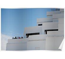 The Great Stupa -Bendigo,Vic Poster