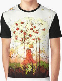 Apple Tree Graphic T-Shirt