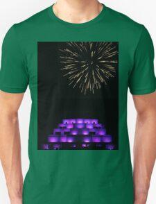 Festival of light- Bendigo Great Stupa T-Shirt
