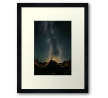 Moments of happiness Framed Print