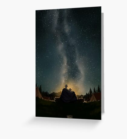 Moments of happiness Greeting Card