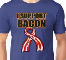 I Support Bacon Unisex T-Shirt