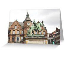 Aachen V Greeting Card