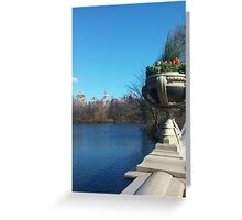 Spring in the City Greeting Card