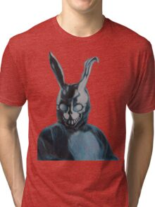 Frank the Rabbit Tri-blend T-Shirt