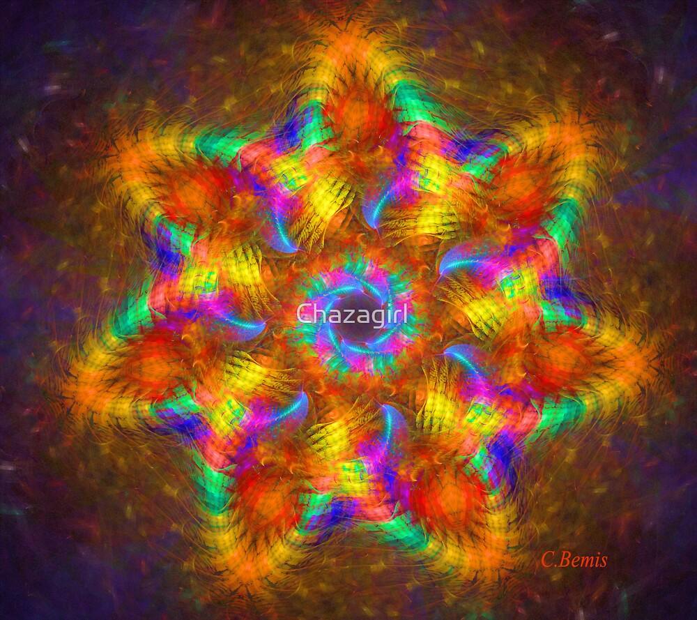 Rainbow Lights by Chazagirl