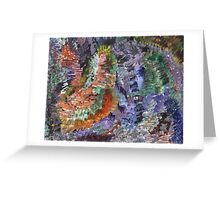 Viscerality Greeting Card