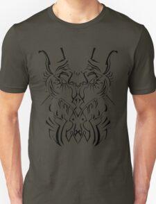 Cakaw!(invert) Unisex T-Shirt