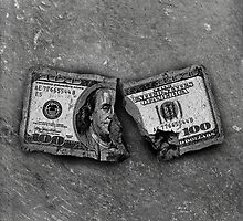 Broken Money by mrnorfside