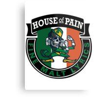 House of Pain The Fighting Irish Metal Print