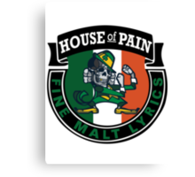 House of Pain The Fighting Irish Canvas Print