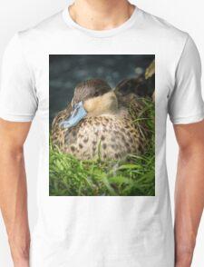 Blue Billed Duck Unisex T-Shirt