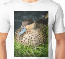 Blue Billed Duck Unisex T-Shirt