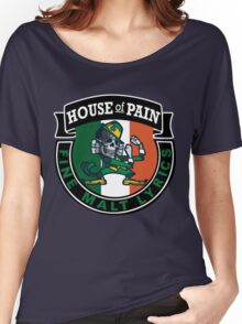House of Pain The Fighting Irish Women's Relaxed Fit T-Shirt