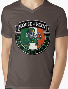 House of Pain The Fighting Irish Mens V-Neck T-Shirt