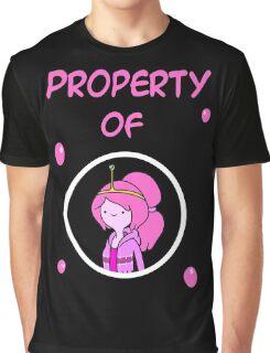 Property Of Princess Bubblegum  Graphic T-Shirt