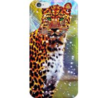 Abstract Leopard iPhone Case/Skin