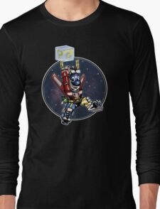 Super Retro Bro! Long Sleeve T-Shirt