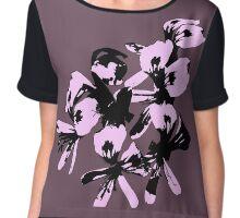 Wildflower Chiffon Top
