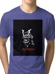 """""""Bushidogear"""" Artwork by Carter L. Shepard  Tri-blend T-Shirt"""