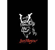 """Bushidogear"" Artwork by Carter L. Shepard  Photographic Print"