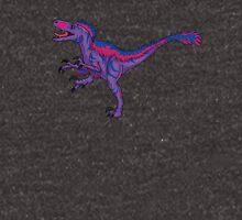 Bi Pride Raptor - Bilociraptor Unisex T-Shirt