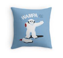 I Wampa Hug. Throw Pillow