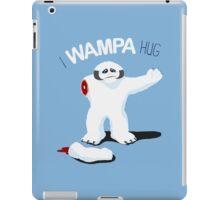 I Wampa Hug. iPad Case/Skin